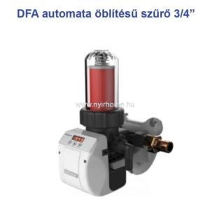 DFA 34A automata öblítésű szűrő