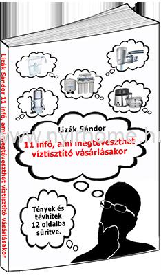 lizak sandor 11 info ami megteveszthet viztisztito vasarlasakor