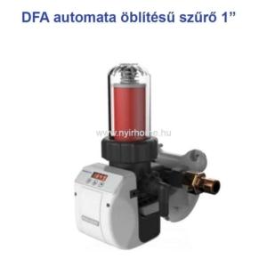 DFA 1A Automata öblítésű szűrő